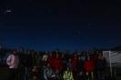 Observació d'estels al Pujalt
